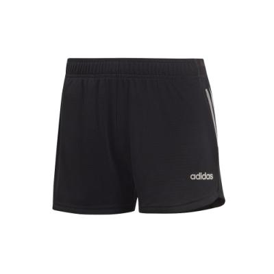 adidas 短褲  運動 休閒 訓練 女款 黑 DS8725 W D2M 3S KT SHT