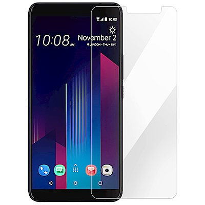 Metal-Slim HTC U11 Plus 9H鋼化玻璃保護貼