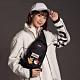 【OUTDOOR】Pokemon聯名款訓練家系列單肩包-黑色 ODGO20C06BK product thumbnail 1