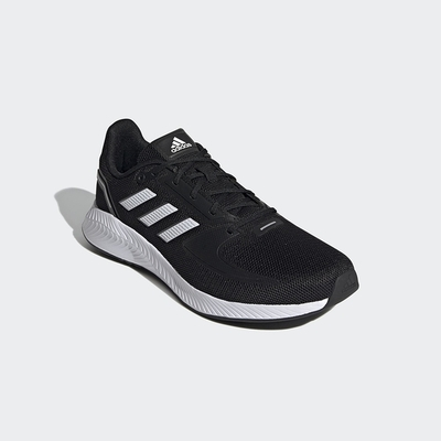 adidas_男性_黑色_跑鞋_RUNFALCON 2.0_FY5943