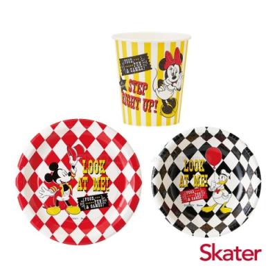 Skater派對紙碗 紙杯 紙餐盤-Disney套組