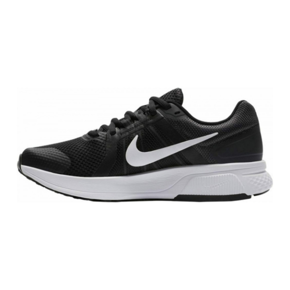 NIKE RUN SWIFT 2 女慢跑鞋 -黑-CU3528004