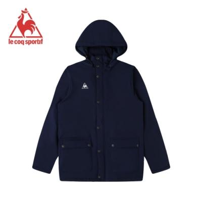 法國公雞牌鋪棉外套 LWI6190239-男-藏青