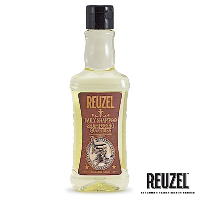REUZEL Daily Shampoo日常全身保濕髮浴350ml