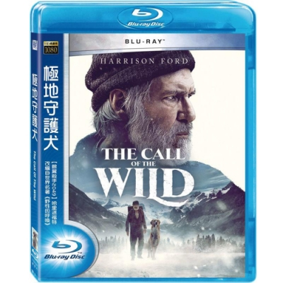 極地守護犬 The Call Of The Wild  藍光 BD