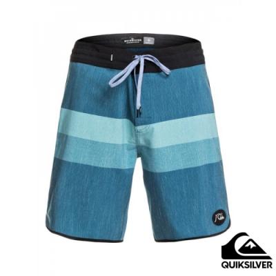 【QUIKSILVER】VISTA BEACHSHORT 19 衝浪休閒褲 藍色