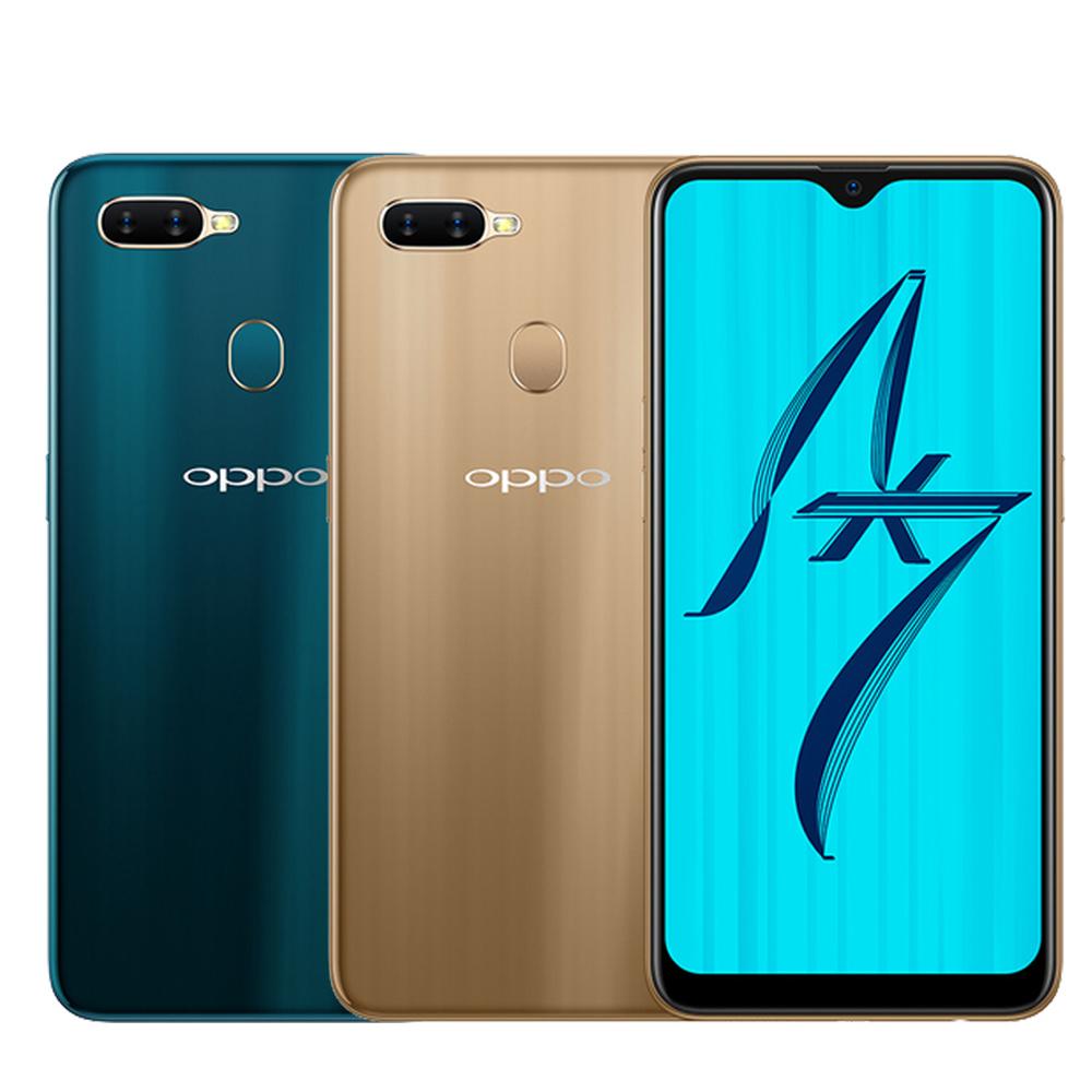 OPPO AX7(4G/64G) 6.2吋水滴螢幕智慧型手機