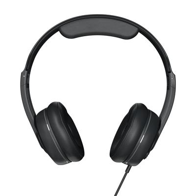 Skullcandy 骷髏糖 Cassette Junior 有線耳罩式(黑) (238)S5CSY-N003