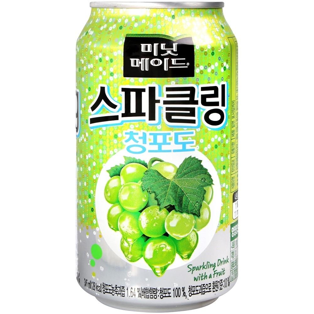 Coca Cola SPARKLING 青葡萄碳酸飲料(345g)
