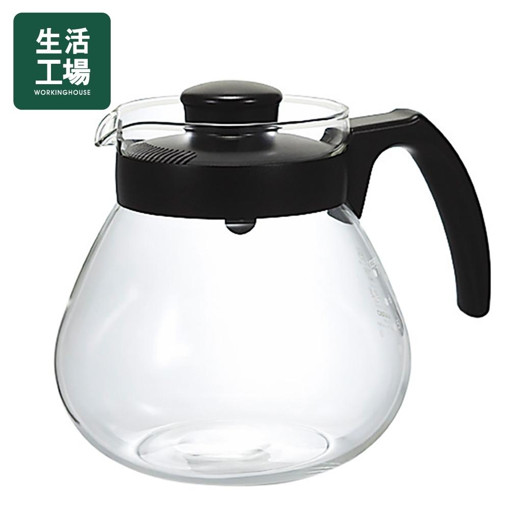 【品牌週全館8折起-生活工場】*HARIO小球耐熱玻璃壺