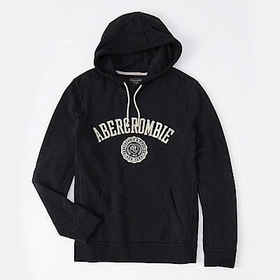 AF a&f Abercrombie & Fitch 外套 T恤 深藍色 0979