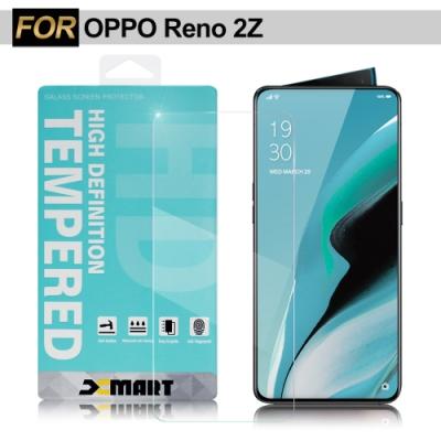 Xmart for OPPO Reno2 Z 薄型9H玻璃保護貼-非滿版