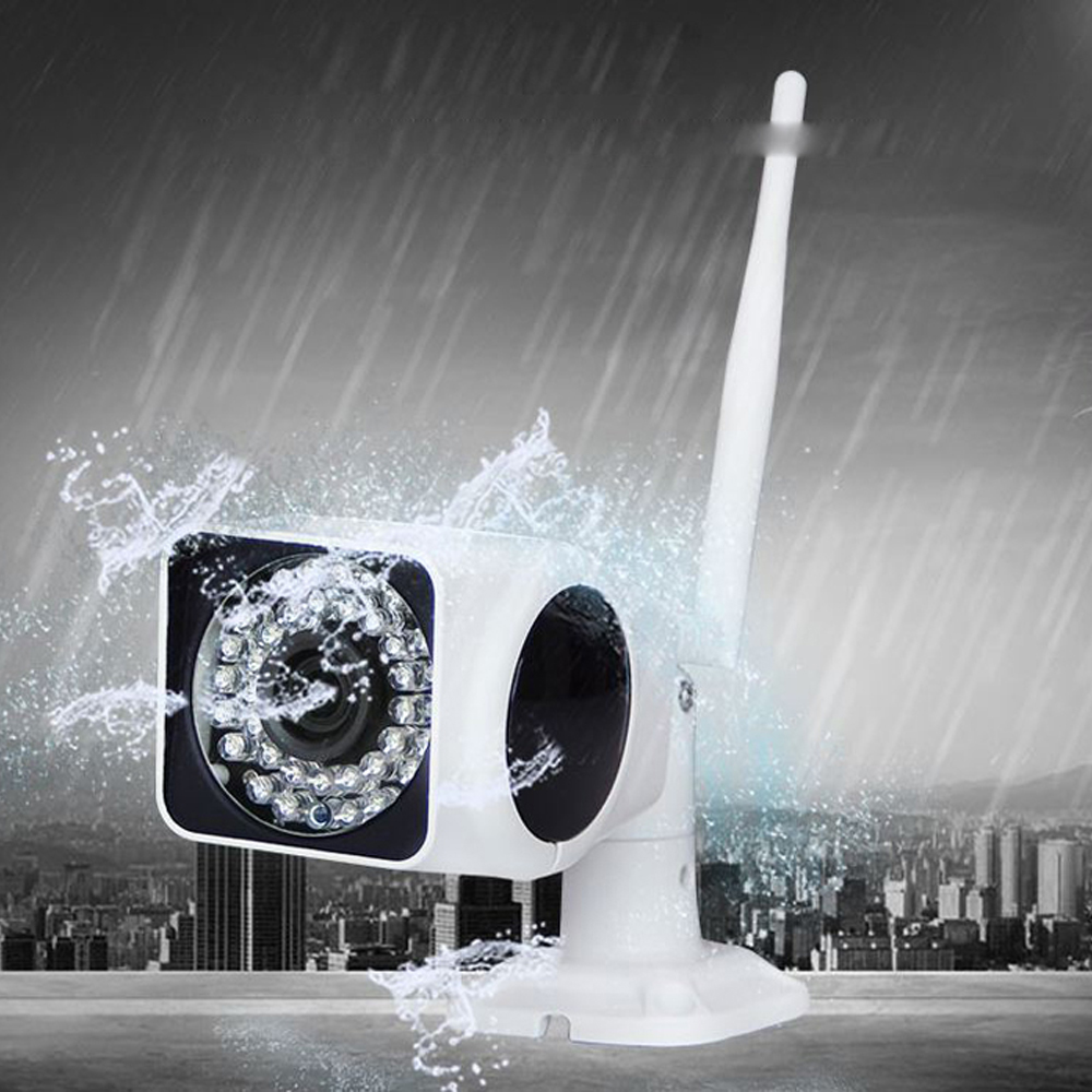 H265戶外語音監視攝影機(V38Z標準型)