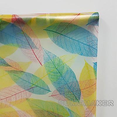 彩繪自黏窗貼2入(45cm*200cm) GH-T006