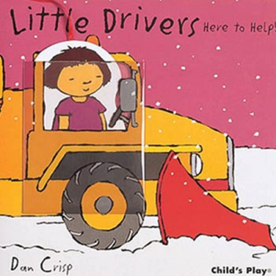 Little Drivers Here To Help 駕駛員操作書