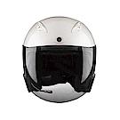 JARVISH Flash F2 智慧安全帽 機車行車紀錄器 - 白