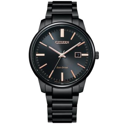 CITIZEN 星辰  光動能城市手錶 BM7527-89E