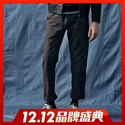 CACO-101洗水工作褲(兩色)-男【QNA105】