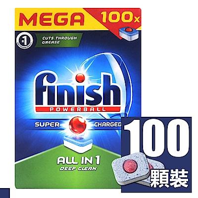 FINISH 洗碗機洗碗錠 100錠