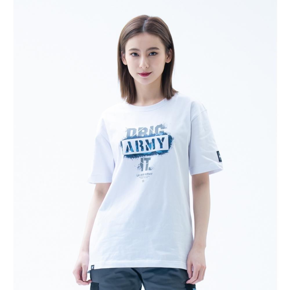 LAKING斑駁迷彩ARMY短T product image 1