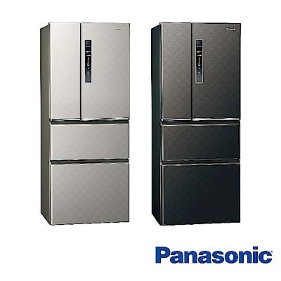 [無卡分期-12期]國際牌 500L 1級變頻4門電冰箱 NR-D500HV