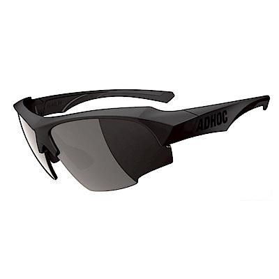 ADHOC運動太陽眼鏡-偏光鏡片-半框式K-NIGHT II