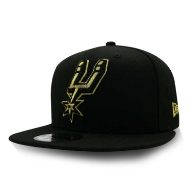 New Era 950 NBA Xsidetrophy棒球帽 馬刺隊