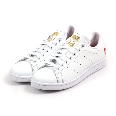 愛迪達 ADIDAS STAN SMITH 休閒鞋-女 FW6390