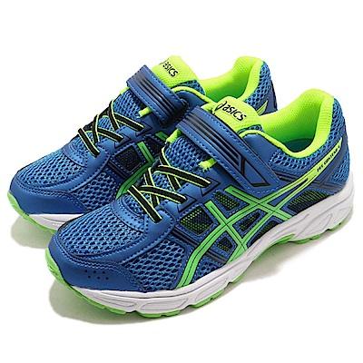 Asics 慢跑鞋 Pre Contend 運動 童鞋