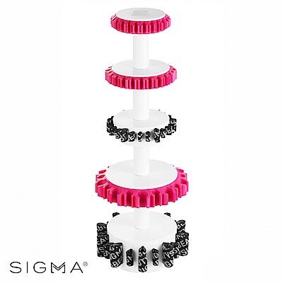 Sigma 臉部+眼部雙套組刷具晾乾收納架 Dry N Shape ToweFullSet