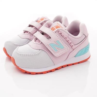 NewBalance 574經典學步鞋 DMR粉(寶寶段)