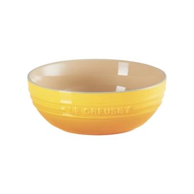 LE CREUSET 瓷器韓式湯碗-初花