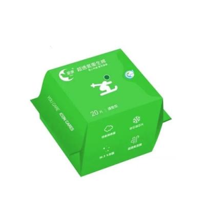 愛康超透氣衛生棉 護墊15.5cm 20片x6包/組