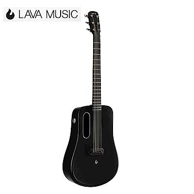 [無卡分期-12期] LAVA ME 2 L2 電民謠吉他 酷炫黑色款
