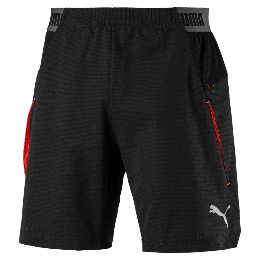PUMA-男性專業足球系列ftblNXT Pro短褲-黑色-歐規
