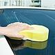 E.City_(3入)大號加厚8字型家用洗車打蠟海綿 product thumbnail 1