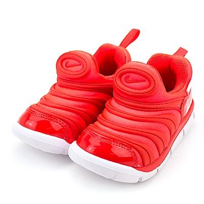 NIKE DYNAMO FREE 嬰幼休閒鞋-343938624 紅