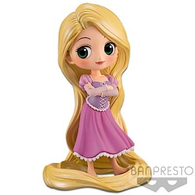 任選Banpresto 迪士尼 魅力女孩長髮女孩(臘筆色)14cm BD35725