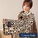 (買一送一)棉花田 動物紋 超細纖維印花創意袖毯-2款可選(137X180cm)