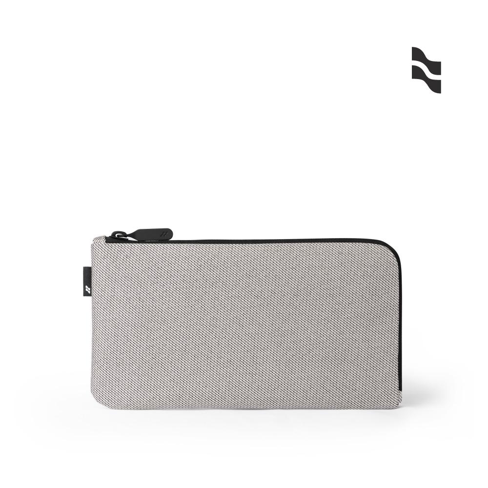 LOJEL Travel Wallet 護照夾 收納包 零錢包 灰色