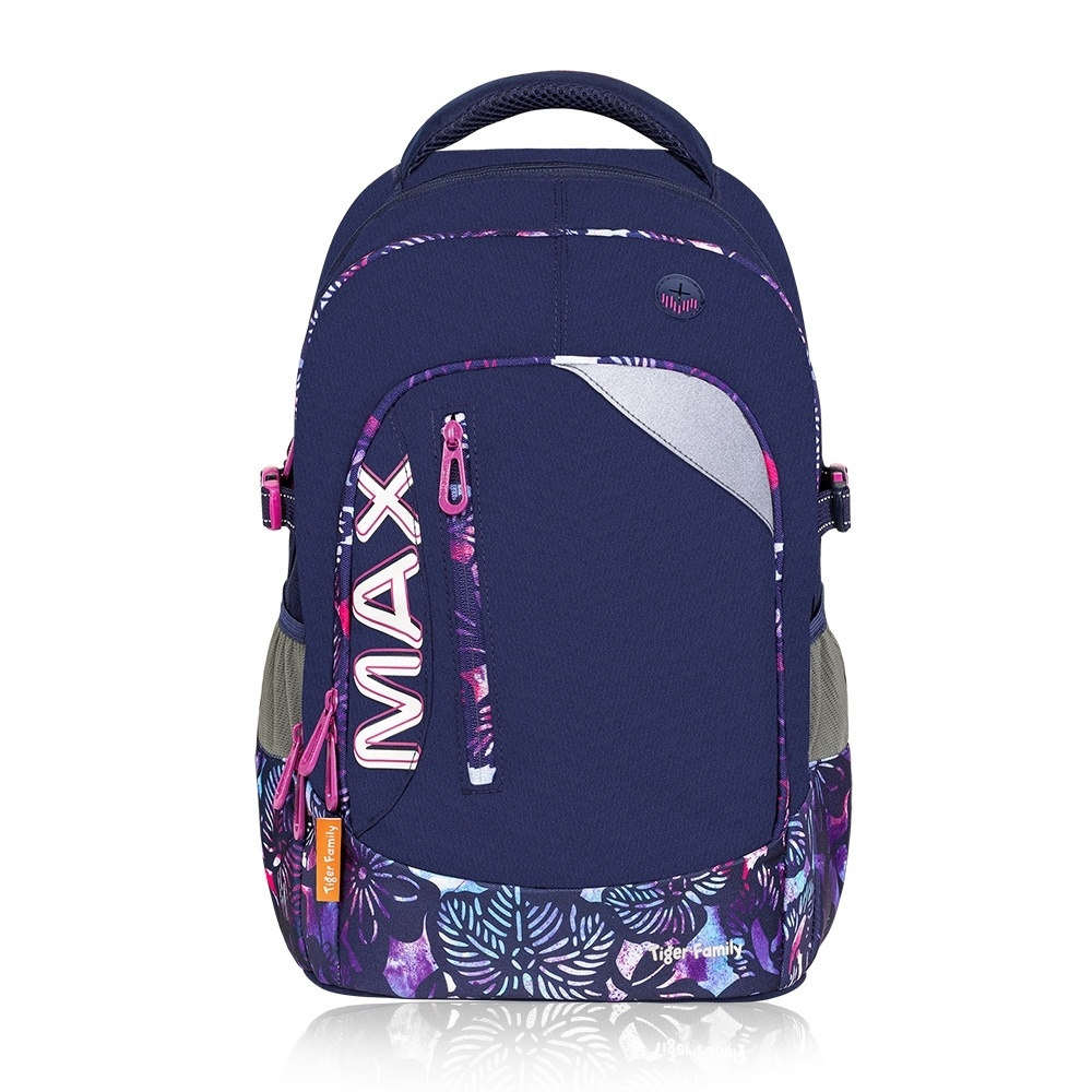 Tiger Family MAX系列超輕量護脊書包-多色