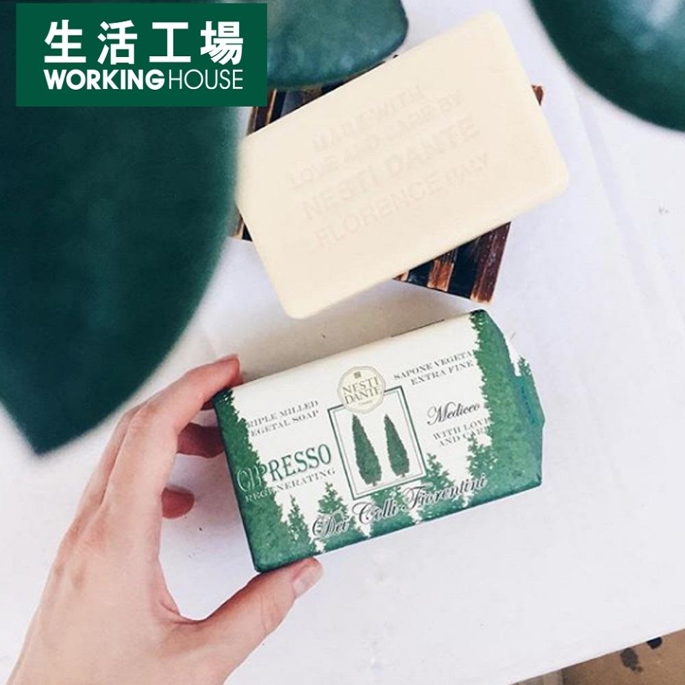【品牌週全館8折起-生活工場】NESTI DANTE香柏木皂250g