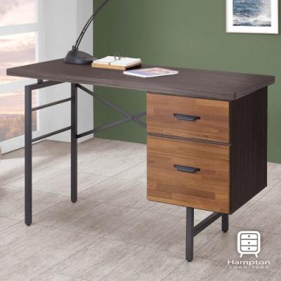 漢妮Hampton雷尼恩4尺書桌-116x55x81
