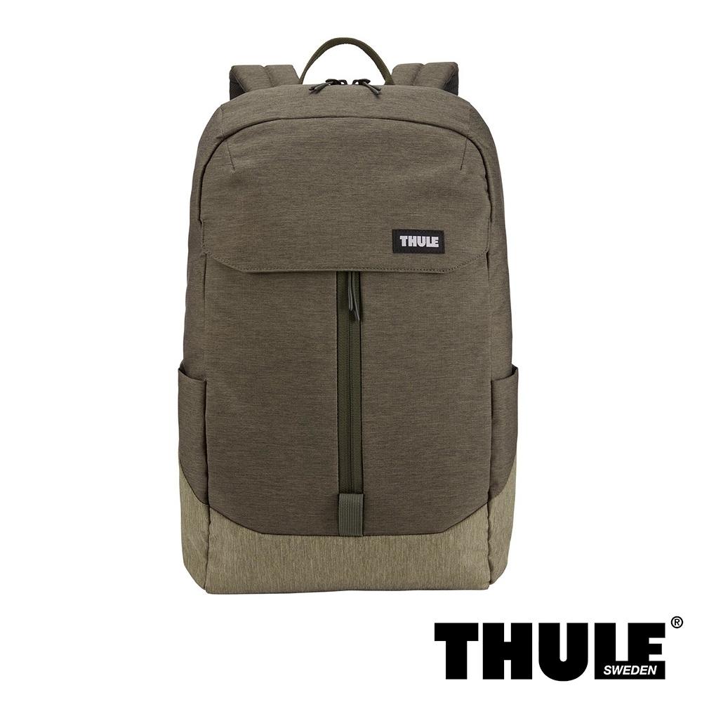 Thule Lithos 20L 15.6 吋電腦後背包-軍綠
