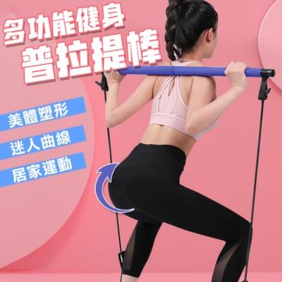 WIDE VIEW 多功能健身普拉提棒(AP6246A)