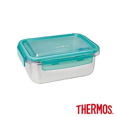 THERMOS膳魔師不鏽鋼保鮮盒1000ML(Z-SSFS-1000R)