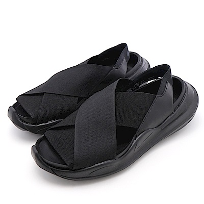 NIKE-PRAKTISK女休閒鞋-黑色
