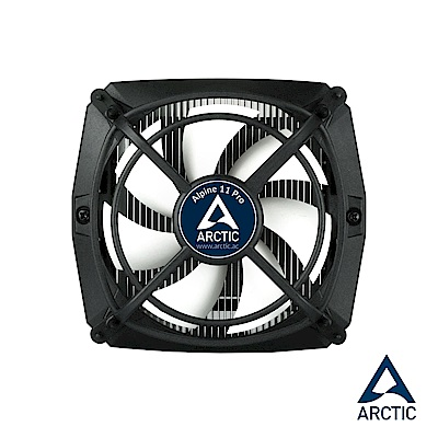 Arctic-Cooling Alpine 11 Pro Rev <b>2</b> CPU散熱器
