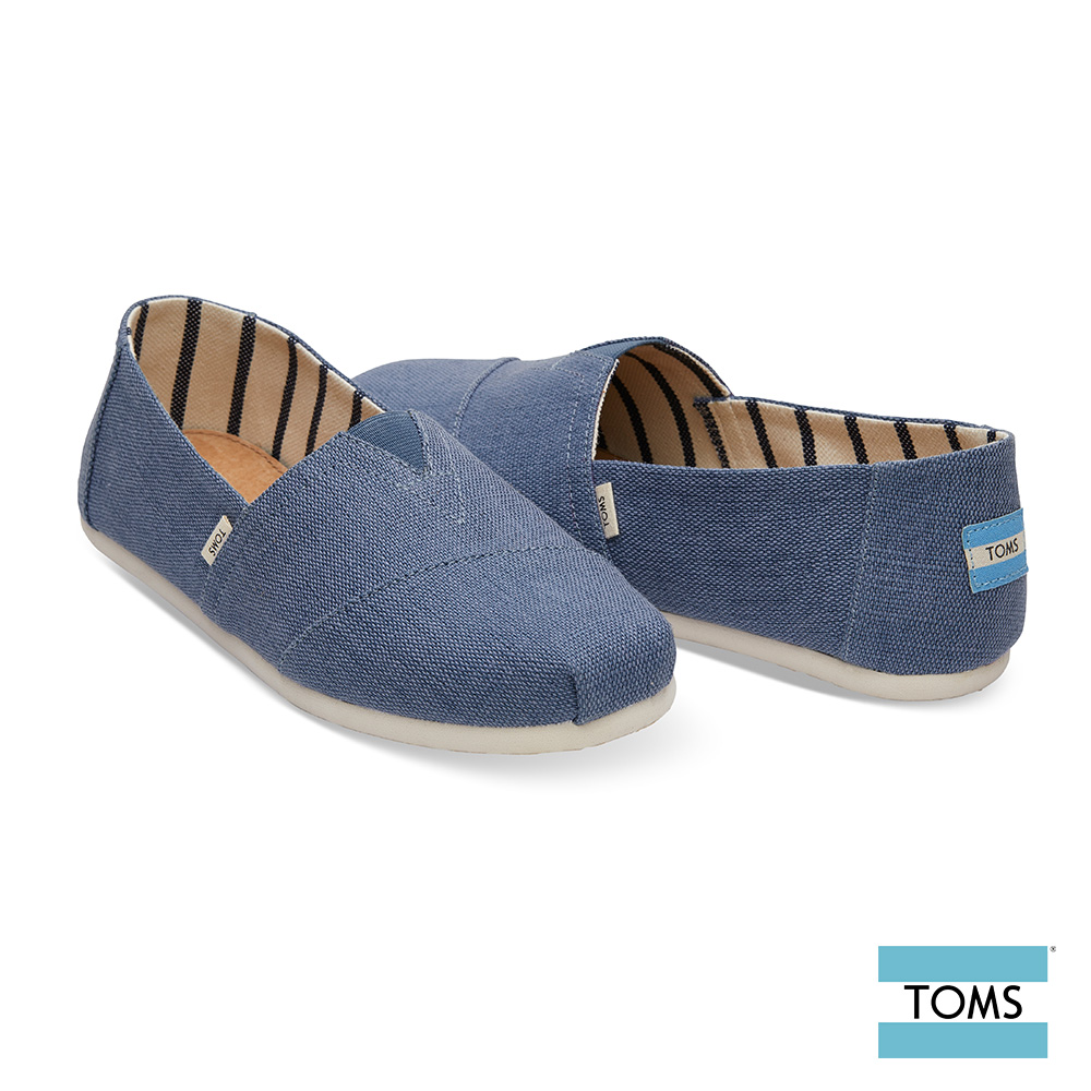 TOMS 繽紛VENICE帆布休閒鞋-男款