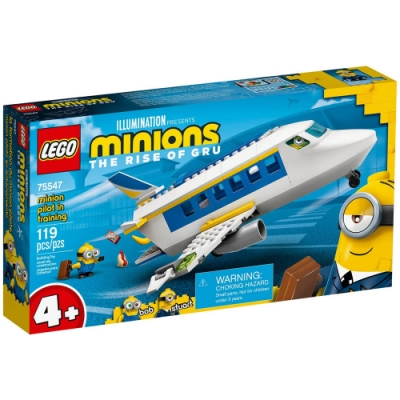 樂高 LEGO 小小兵系列 - LT75547 Minion Pilot in Training